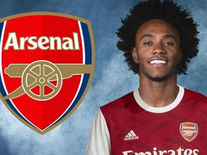 Arsenal Sign Former Chelsea Midfielder Willian On Free Transfer