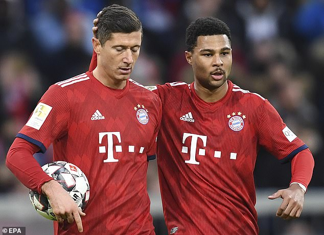 Bayern Munich Reach UEFA Champions League Finals