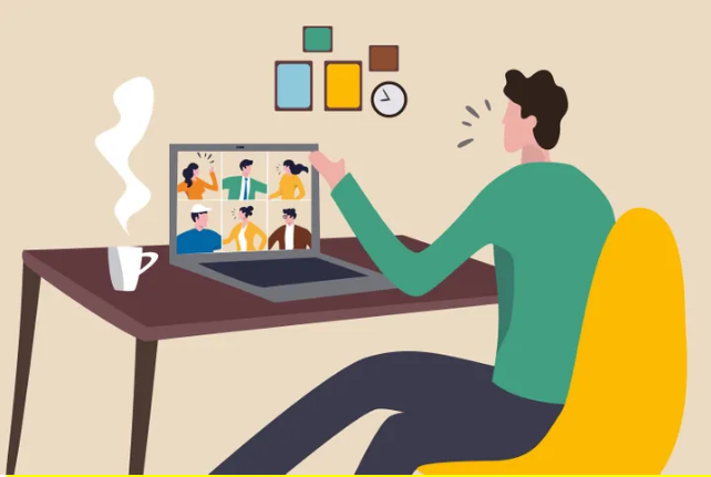 Working From Home Indefinitely? Here's How To Keep Some Work-Life Balance - SurgeZirc India
