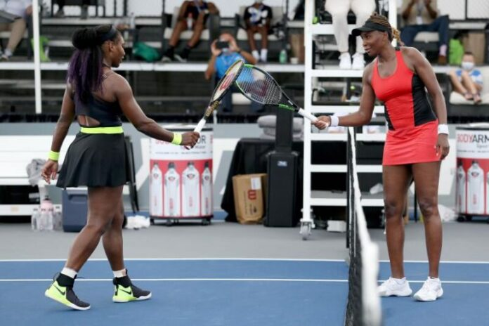 Serena Williams Rallies Past Venus To Build Confidence For US Open