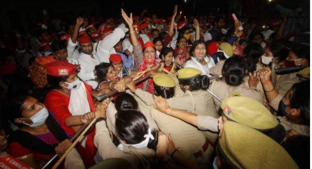 Hathras Rape Victim's Family Says Cops Didn't Let Them Bring Body Home-SureZirc Ind