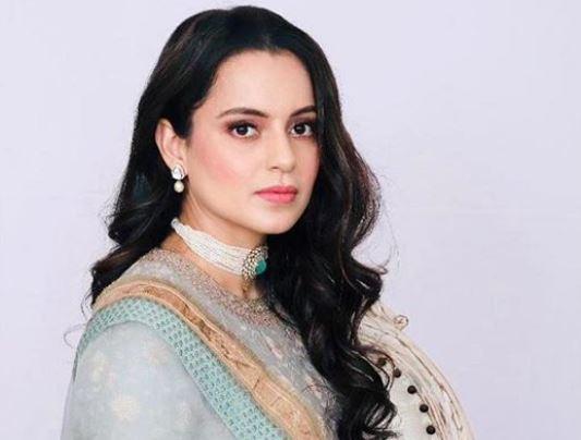 Kangana Ranaut Dazzles In Mint-Blue Lehenga For Her 'Veere Di Wedding'-SurgeZirc India