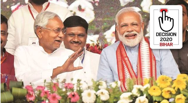 How The BJP Managed To Get Itself In Driver's Seat In Bihar poll-SurgeZirc India