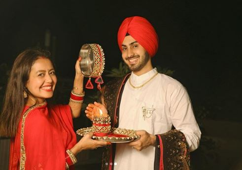 Neha Kakkar And Rohanpreet Reveal Their