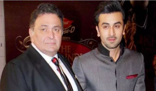 Rishi Kapoor And Ranbir Kapoor Were Being Eyed For Gujarati Film Remake-SurgeZirc India