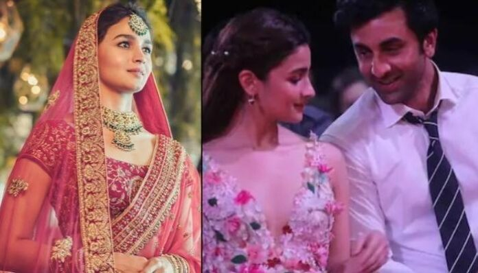 Alia Bhatt Nails Her Look As A Bride, As Fans Wait To See Her As Ranbir Kapoor Ki Dulhaniya - SurgeZirc India
