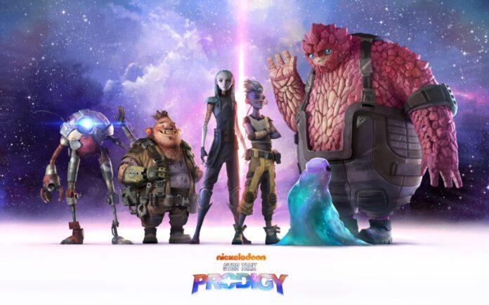 Star Trek: Prodigy Debuts On Paramount+ Before Airing On Nickelodeon - SurgeZirc India