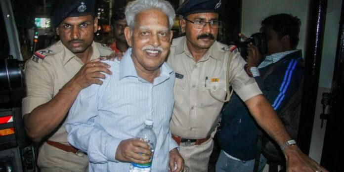 Varavara Rao Bail Conditions Difficult To Be Met, Says Activist's Family - SurgeZirc India