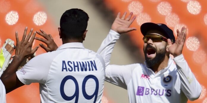 Fourth Test: Ashwin, Axar Down England For 205 As India Take Control On Day 1 - SurgeZirc India
