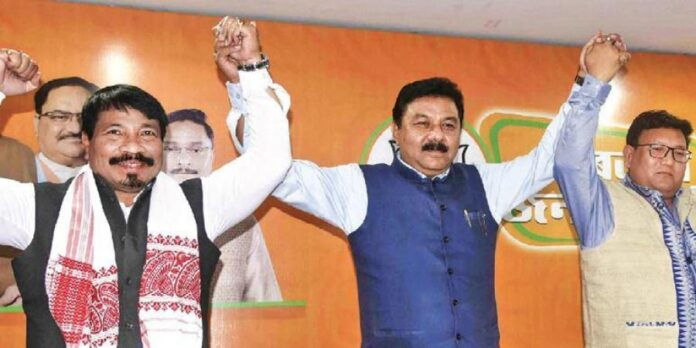 BJP Has Denied Dissidence In Assam As Aspirants Mull Options - SurgeZirc India