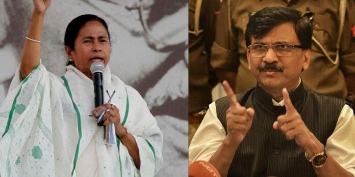 Sena Backs Down On Bengal Election, Throws Weight On Real Tigress Mamata Banerjee - SurgeZirc India