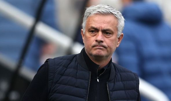 Tottenham Hotspur Fires Head Coach Jose Mourinho - SurgeZirc India