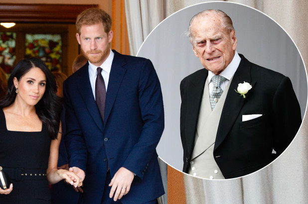 Prince Harry Will Fly Back To US Quickly After Philip's Funeral To Be With Meghan - SurgeZirc India